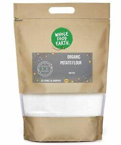 Organic Potato Flour   GMO Free