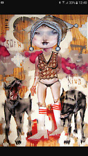 DAVID CHOE - Sofa King -  SIGNED & NUMBERED EDITION 150