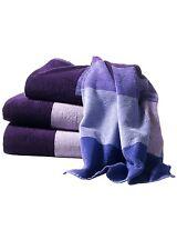 Handtücher Hand-, Bade- & Saunatücher mit geometrischem Muster