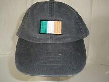 Irish Ireland Flag Winter Tour 2002 Hat Cap Grey Gray Hat Nissun