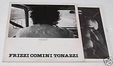 FRIZZI COMINI TONAZZI:LP-ITALY PROG/JAZZ + TESTI RARO !