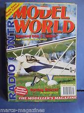 RCMW RC MODEL WORLD FEBRUARY 1994 PETER STORM DARMSTADT D28 WINDSPIEL