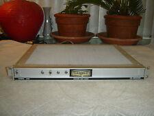 CBS Audimax 4440, Compressor Limiter, Vintage Rack, As Is