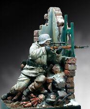 German Sniper 90 mm High Quality Resin Kit