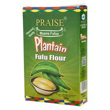 Praise Plantain Fufu - Kochbanane Mehl - Ghana  (680g)
