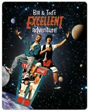 Bill and Ted's Adventure 5055201825988 With Keanu Reeves Region B