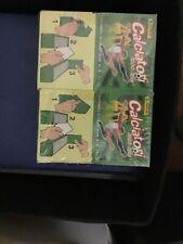 PANINI BOX EDIZIONE LIMITATA 2000-2001 200 BUSTINE + COCCOINA SEALED