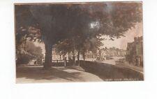 Postcard. High St Marlborough. Real Photo.