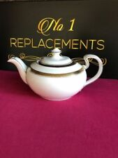 Teapot British Aynsley Porcelain & China Tableware