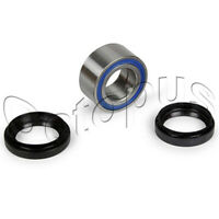 KAWASAKI ATV KVF400 Prairie 4x4 Bearings & Seals Kit for Front Wheel 1997-2000