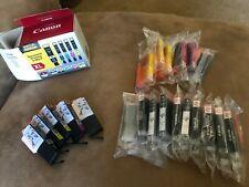 Canon & Canon compatible ink Black & Color 251