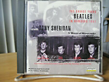 The Savage Young Beatles in Hamburg 1961, CD