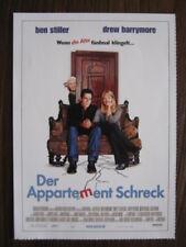 Filmplakatkarte cinema  Der Appartement-Schreck   Ben Stiller, Drew Barrymore
