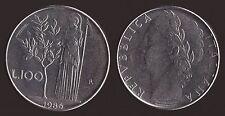 100 LIRE 1986 MINERVA - ITALIA Q.FDC/aUNC QUASI FIOR DI CONIO