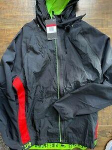 Nike Flex Sport Clash Full Zip Training Jacket Black BV3303-010 Size L Large NEW