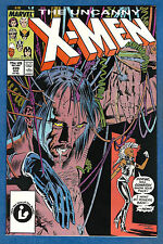 The Uncanny X-Men # 220 - 1987 Marvel (fn+)