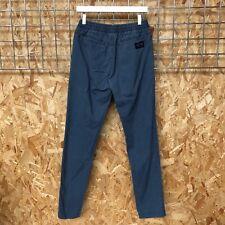Stussy trouser/chino/work skate pants - W 30 S SMALL slim leg Supreme cond 28 32