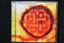 Breaking Benjamin – Saturate  - CD (C812)