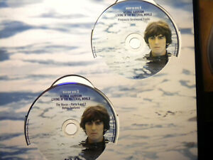 George Harrison Box set CDs and DVD Living in the material world