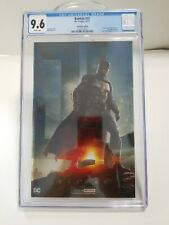 DC Comics Batman #32 Silver Foil Cover CGC 9.6 Convention Exclusive
