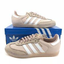 Adidas originals Samba W Trainers Size 10 Pink Nude Gum CQ2643