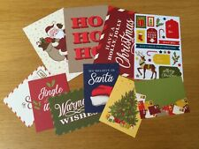 Stampin Up- Night Before Christmas Memories & More Card Pack