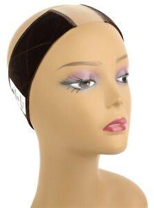 3 Pack MainBasics Adjustable Velvet Lace Wig Grip Band
