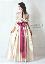 AMORALLE Spring 2016 Luxury Lingerie Hosiery Sleepwear LOOKBOOK CATALOG HTF! OOP