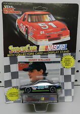 KENNY WALLACE 36 COX LUMBER PONTIAC GRAND PRIX RACE CAR RACING CHAMPIONS