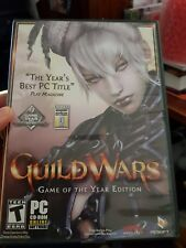 Guild Wars - GOTY Edition (FAT)-  PC GAME - FREE POST *