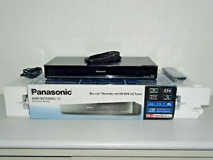 Panasonic DMR-BST650 3D Blu-ray Recorder / 500GB HDD in OVP, 2 Jahre Garantie