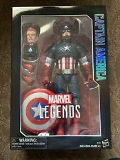 "Marvel Legends CAPTAIN AMERICA 12"" inch 1:6 One Sixth Scale Series"