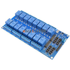16-Channel 5V Relay Shield Module with optocoupler For Arduino New