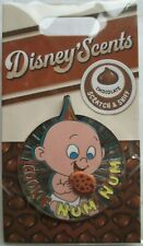 "Disney - Scratch & Sniff Incredibles ""Jack Jack"" Pin - Le2000"