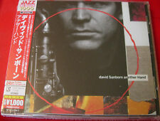 David Sanborn Another Hand CD NEW SEALED Remastered Jazz