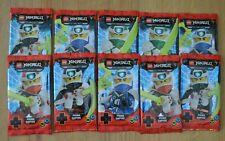Lego Ninjago™ Serie 5 Trading Card Game 10 Booster 50 Karten Sammelkarten
