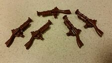 Lot of 5 Custom LEGO steam punk guns elephant colonial pirate safari