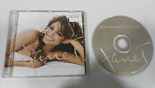 JANET JACKSON ALL FOR YOU CD 2001 EU EDITION