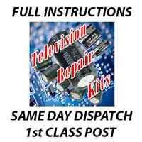 PANASONIC TX-P55VT30B YSUS REPAIR KIT PLASMA TV - TNPA5335 (4, 5 OR 7 FLASHES)
