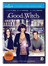 THE GOOD WITCH: SEASON 2 DVD - THE COMPLETE SECOND SEASON [3 DISCS] - NEW