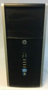 HP Compaq Elite 8300 MT QV994AV /  i3-2120, 3.30GHz, 4 GB RAM, 500GB HDD