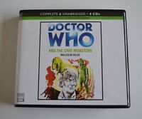 Doctor Who: And the Cave Monsters - by Malcolm Hulke - Chivers Audiobook - 4CDs