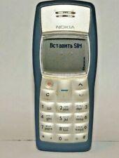 Nokia 1100 vintage original phone made in Finland