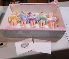 MADAME ALEXANDER 1998 ANNIVERSARY DIONNE QUINTUPLETS 5 DOLLS IN BOX