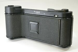 *Excellent* Mamiya 6x9 Roll Film Back For Universal press Super 23 from JAPAN
