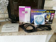 Elsa MicroLink 56 k basic, externes Modem