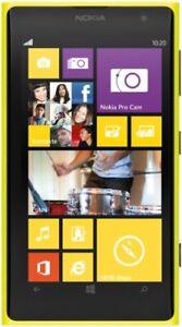 Nokia Lumia 1020 32GB GSM Unlocked Windows Smartphone - International Version...