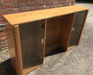 Ercol Windsor Dresser Top Unit, Ash Finish Straw ST