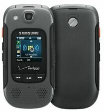 EXCELENT Samsung Convoy 3 SCH-U680 Verizon Page Plus Rugged Cdma Camera Flip