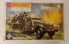 MATCHBOX M16 HALF TRACK MODEL PK-78 KIT 1/76